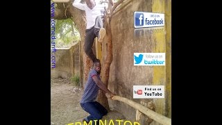 fk Comedy, TERMINATOR. Emmanuella (Mark Angel Comedy) Try Not to Laugh