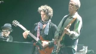 Eric Clapton -  Love in Vain - Manchester 14/5/13