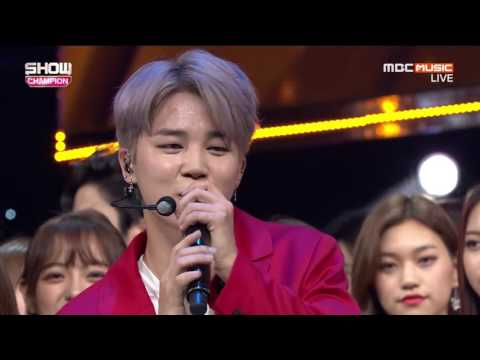 [ENG SUB] 161019 BTS Blood Sweat & Tears 1st Win