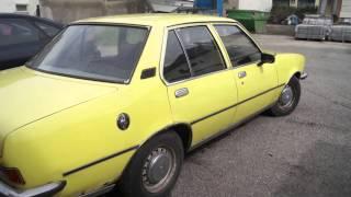 Opel Rekord 1,9 BJ 1977