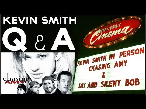 A Night with Kevin Smith Q&A:
