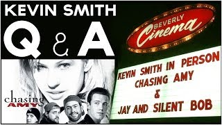 """A Night With Kevin Smith Q&A: """"Was There A REAL Amy?"""" Chasing Amy Q&A"""