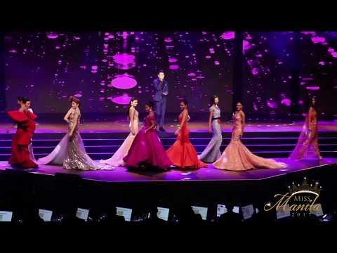 Miss Manila 2017: James Reid, may pampagana para sa crowd!