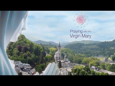Apparition of the Virgin Mary - 07/13/2017 (Lourdes, France)