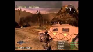 SOCOM 3: US NAVY SEALs      Flashpoint - Training