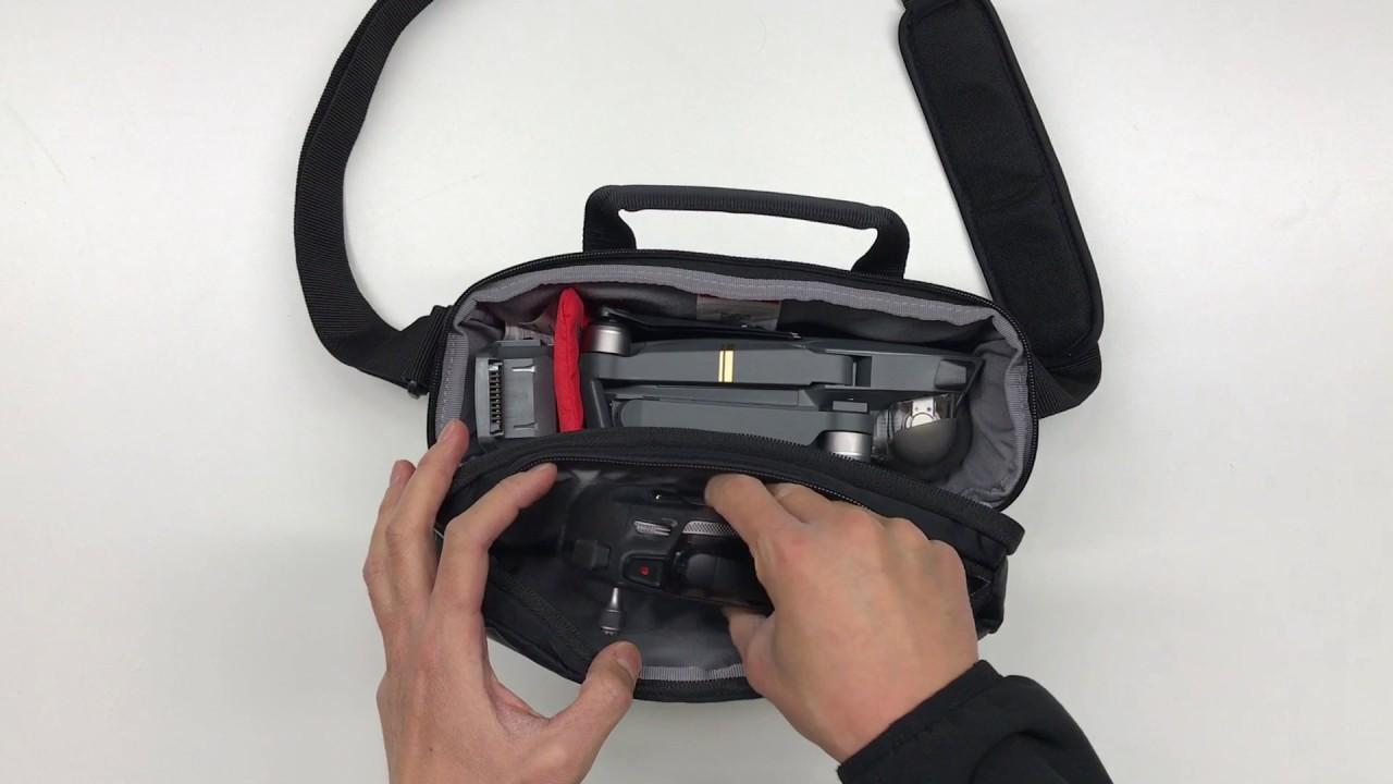 How to protect DJI Mavic with Manfrotto Bag (MB MA-SB-C1) - YouTube f077fa4274