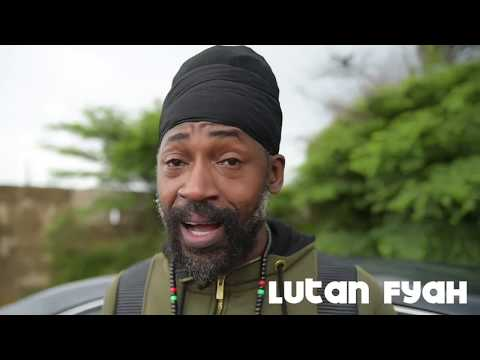 Lutan Fyah Video Drop for KBC Radio One in Nairobi Kenya