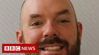 Tribute to US Capitol attack victim police officer William 'Billy' Evans - BBC News