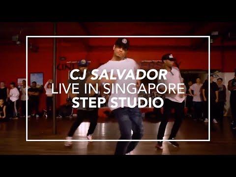 CJ Salvador Live in Singapore | 19 & 20 Sep 2017 | STEP Studio