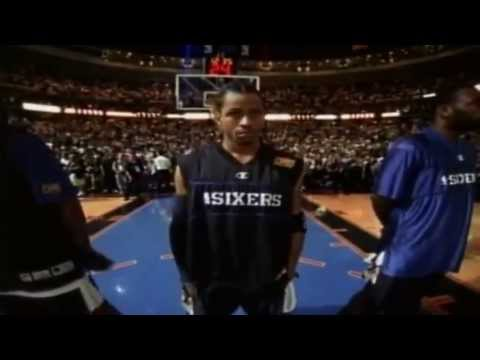 Allen Iverson Mix - Story of the 2001 NBA Finals [HD]