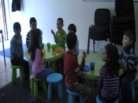 Ana Sınıfı - Yemekten sonra dua