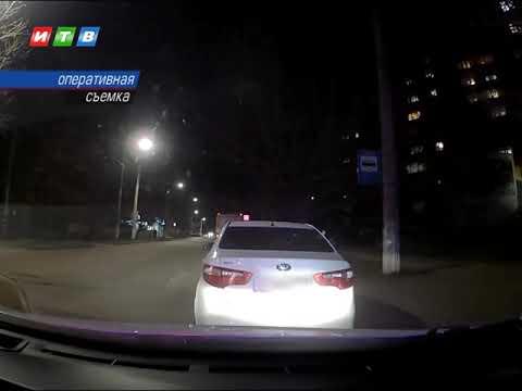 ТРК ИТВ: Задержанный водитель предлагал сотрудникам ГИБДД взятку