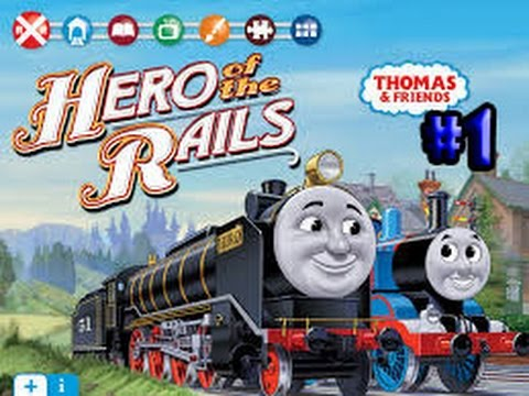SteamTeam's Hero of the Rails Wii Game mode with Go, Go ...