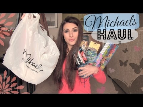 MICHAELS HAUL & More! - Craft Supplies | SoCraftastic