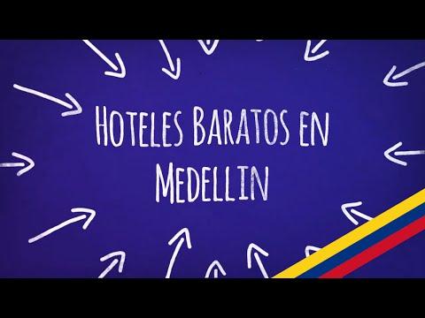 Hoteles Baratos En Medellin | Encuentre Aquí Las Mejores Opciones