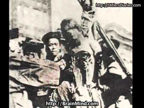 death and thousend cuts madness of mao zedong china.wmv - YouTube