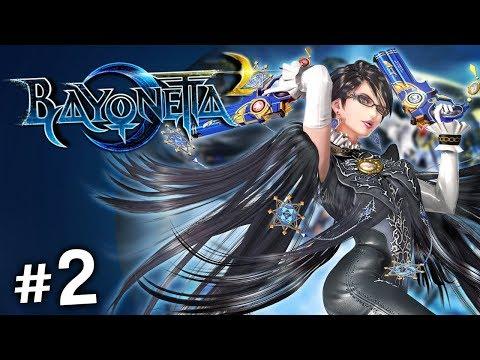 Bayonetta 2 #2 - Yu-Gi-Oh?