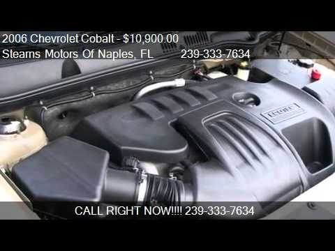 2006 chevrolet cobalt lt for sale in naples fl 34104 for Stearns motors naples florida