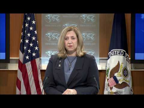 Special Briefing on Trafficking in Persons