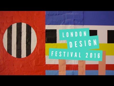 London Design Festival 2016 - Part 2 | VLOG | Graphique Fantastique