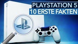 PS5 ist offiziell: Das kann die neue PlayStation