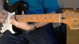 2019 Squier Classic Vibe '50s Stratocaster black