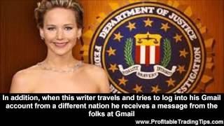 Profit from the Jennifer Lawrence Nude Photo Flap