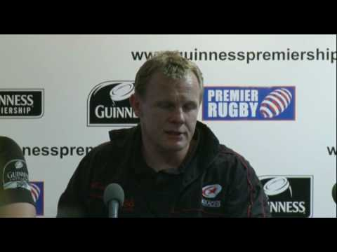 Guinness Premiership Final - Leicester Tigers Vs Saracens - Post Match Trailer