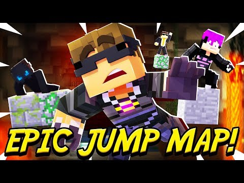 Minecraft: EPIC JUMP MAP NOSTALGIA IS BACK