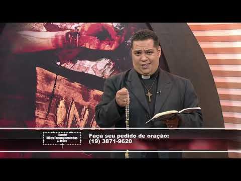 Especial Mãos Ensanguentadas de Jesus - 04/01/2019 - B2