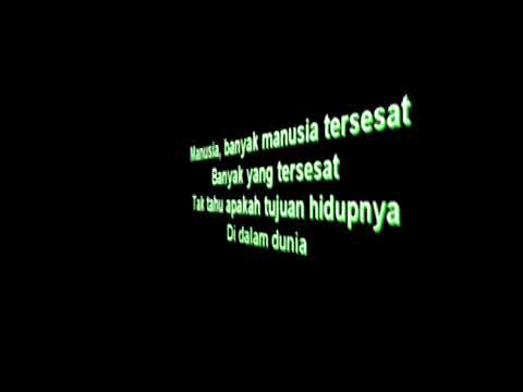 Tersesat Rhoma (karaoke) Roland E50
