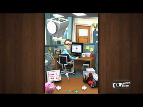 Office Jerk - IPhone Game Preview
