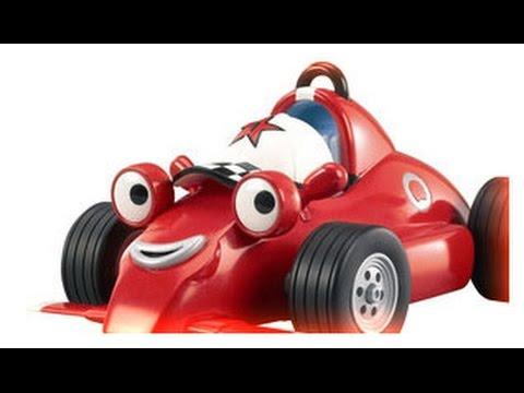 Roary Racing Car Roarys Pit Stop Panic (Full)Games