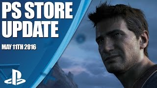 PlayStation Store Highlights - 11 May 2016