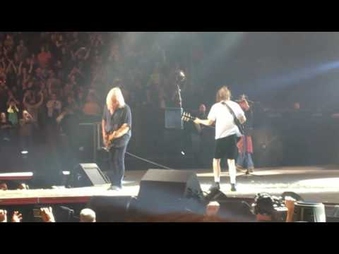 AC/DC / For Those About To Rock /  Philadelphia 2016 / Goodbye / SQUiERS
