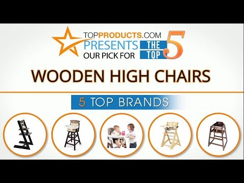 Best Wooden High Chair Reviews 2017 – How to Choose the Best Wooden High Chair