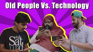 Old People vs. Technology | Bekaar Films | Comedy Skit