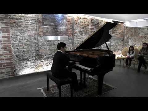 Αλεξόπουλος Ηρακλής Α' Βραβείο (Χρυσό μετάλλιο) 2ου Πανελλήνιου Διαγωνισμού Πιάνου για παιδιά