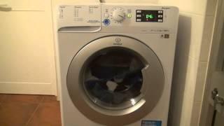 Programa para edredões na Máquina de lavar roupa Indesit INNEX XWE 81283X WSSS