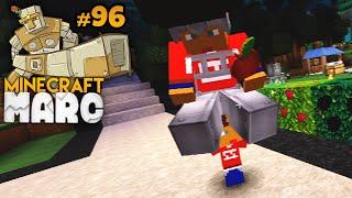 Minecraft MARC #96 | IZZI IST VOLL SÜSS ABER MACHT DIE STADT KAPUTT! :D | Dner
