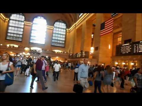 Grand Central Terminal - New York City (Friday 27th May 2016)
