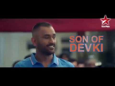 MS Dhoni   Team India Bleed Blue Star Sports New Advertisement