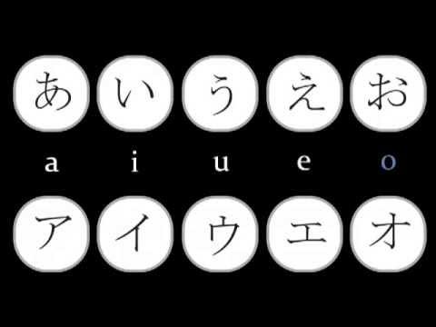 [FULL] Video Học Bảng Chữ Cái Tiếng Nhật