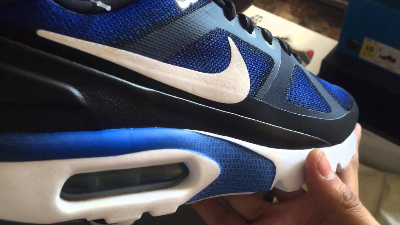 a9ed4d6990 Nike Air Max Ultra M by Mark Parker Unboxing Video - YouTube