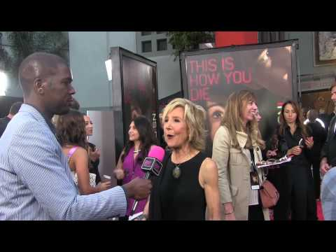 Lin Shaye Interview @ Insidious: Chapter 3 Movie Premiere | Black Hollywood Live