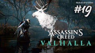 Говорящий олень, рыбалка и сокровища Ледечестера - Assassin's Creed Valhalla Прохождение игры #19