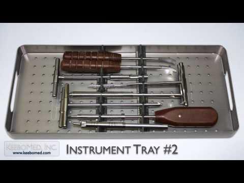 Complete Veterinary Orthopedic Kit  - 1.5mm/2.0mm/2.7mm/3.5mm/4.0mm