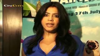 Kya super kool hain hum movie interview with ekta kapoor