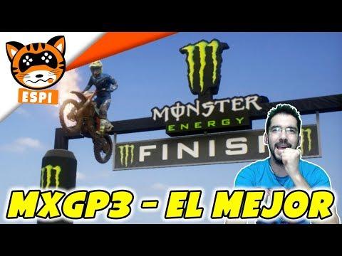 MXGP3 - El mejor juego de motocross