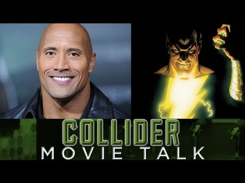 Shazam and Black Adam with The Rock Will Be Two Stand Alone Movies - Collider Movie Talk